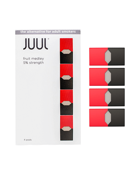 FRUIT MEDLEY - JUUL PODS (Pack of 4) - VapeNation.pk Vape Pakistan