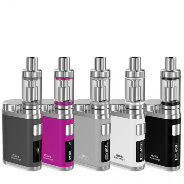 Eleaf IStick Pico Mega 80W TC Full Kit - VapeNation.pk Vape Pakistan