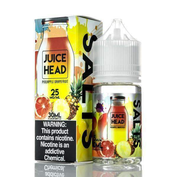 JUICE HEAD SALTS - PINEAPPLE GRAPEFRUIT - 30ML