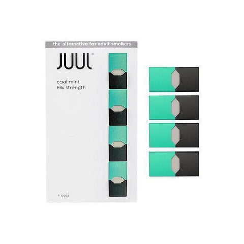 Cool Mint - JUUL Pods (Pack of 4) - VapeNation.pk Vape Pakistan