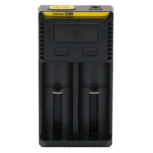 Nitecore Intellicharger New I2 - VapeNation.pk Vape Pakistan