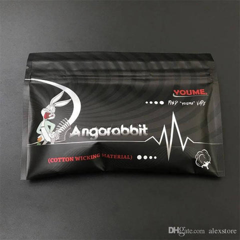Authentic AngoRabbit Vape Cotton Bag  VapeNation.pk Vape Pakistan