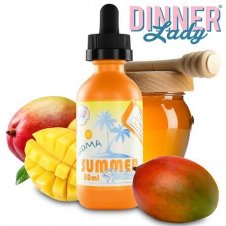 Sun Tan Mango - Summer holidays by Dinner Lady - 60ml - VapeNationpk