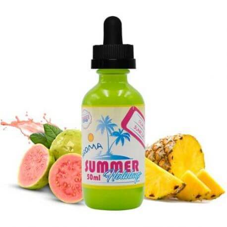 Guava Sunrise - Summer holidays by Dinner Lady - 60ml - VapeNation.pk Vape Pakistan