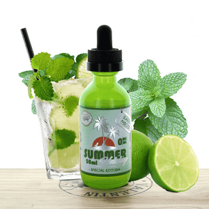 SUNSET MOJITO - Summer holidays by Dinner Lady - 60ml - VapeNationpk