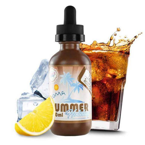 Cola Shades - Summer holidays by Dinner Lady - 60ml - VapeNation.pk Vape Pakistan