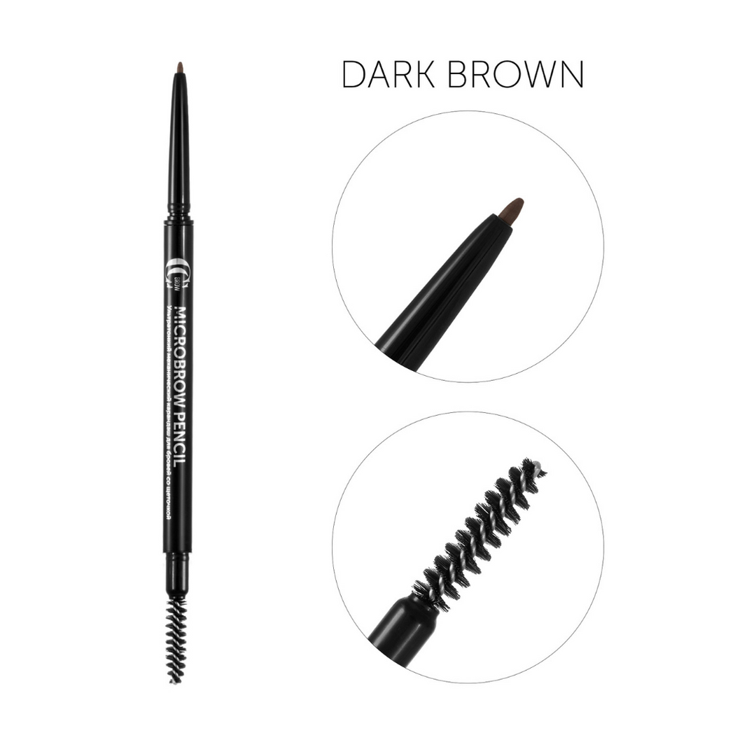 Micro Brow Pencil (Double Side)