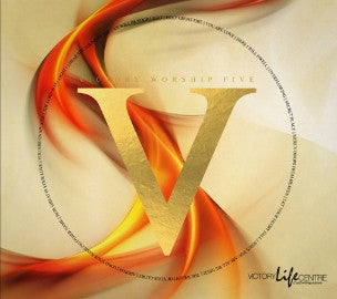 Victory Worship V CD only