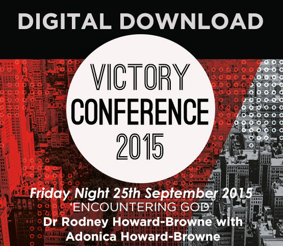 2015 Victory Conference - Friday Night Audio Download
