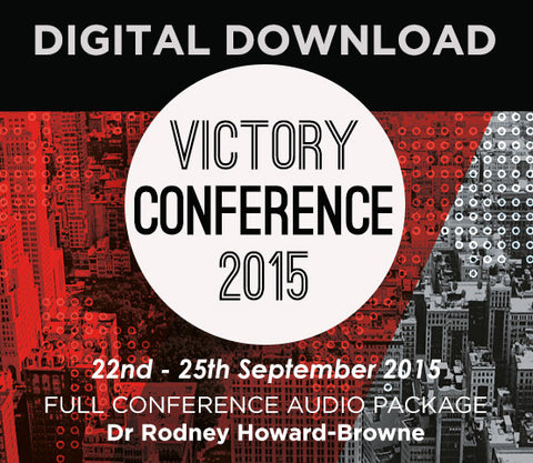 2015 Victory Conference - Full Conference Package Audio Download