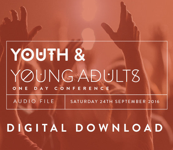 2016 YAYA Conference - Saturday Morning 2 Digital Download