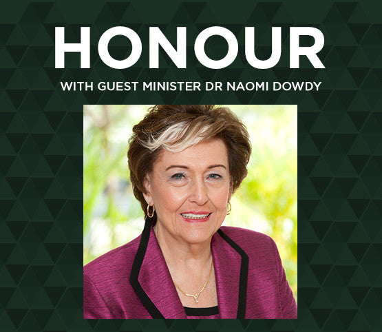 Honour by Dr Naomi Dowdy DVD