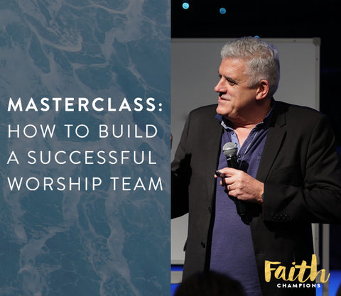 Victory Conference Masterclass with Ps Rob Scott