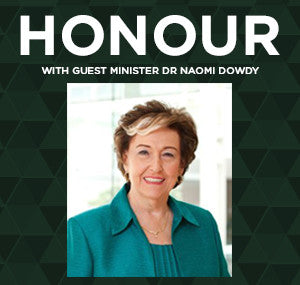 Honour by Dr Naomi Dowdy : Digital Download