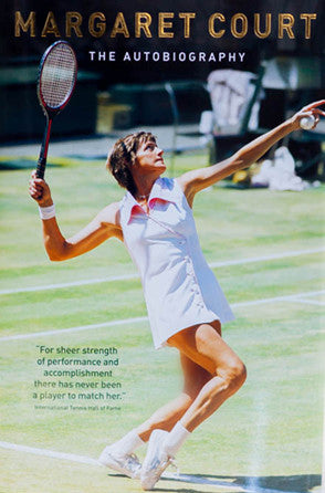 Margaret Court Autobiography