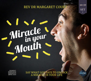Miracle in your Mouth - CD Set