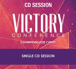 2014 Single CD Sessions - Victory Conference