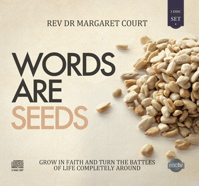 Words are Seeds - CD Set