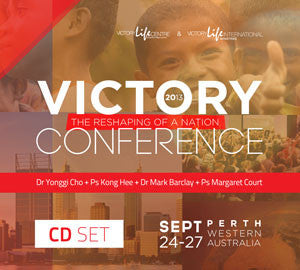 Victory Conference 2013 CD Set