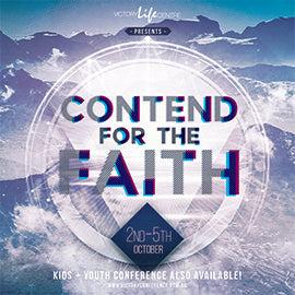 Victory Conference | 2018 | Contend For The Faith | Full Digital Download Audio Set