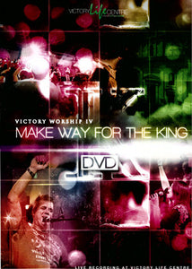 Make Way for the King - Victory Worship VI DVD