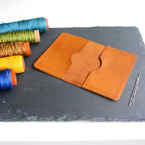 Leather Card Wallet DIY Kit