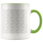 Teelaunch Personalized accent mug