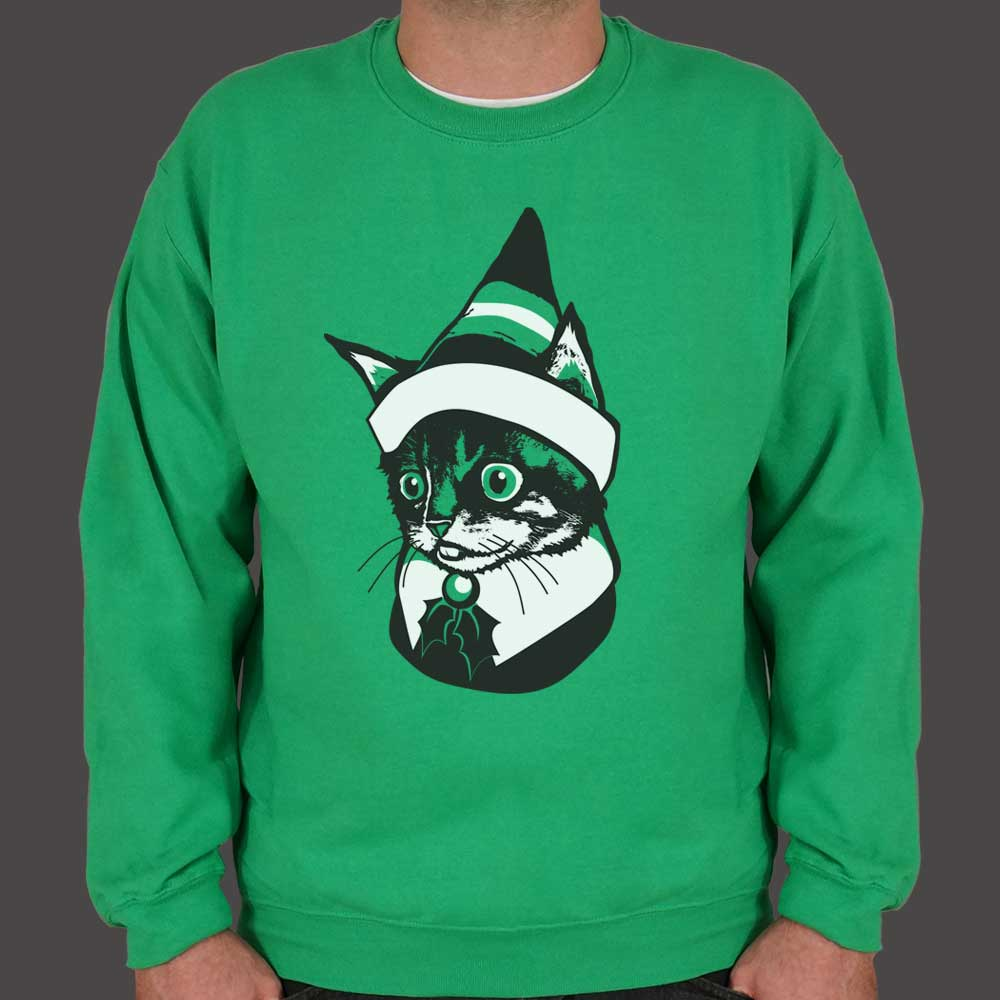 Elf Kitten Sweater (Mens)