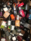 85,000 Mixed Nail polish ALL Big Brands