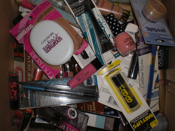 240 ALL Big Brands bulk Wholesale cosmetics & Hair Accessories Lot NoNailPolish + FREE SHIPPING