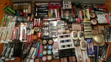 Premium Makeup Lot (75) pcs. - L'Oreal, Revlon, Maybelline, CoverGirl, NYX