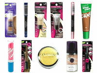 Wholesale Mixed Makeup Lot 50 Pack CoverGirl, Maybelline, Garnier, Revlon + More