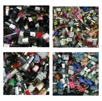 Wholesale Lot of 100 pcs Maybelline / CoverGirl / NYC / Other Mix Nail Polish
