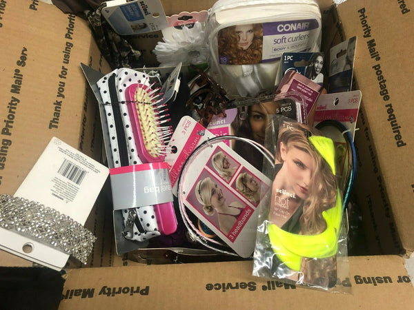 5000 PC Wholesale Lot Hair Accessories Buy 4 Lots or More and SAVE HUGE
