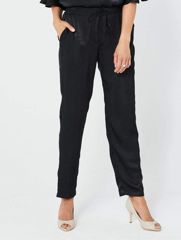 Fabina Trousers Black