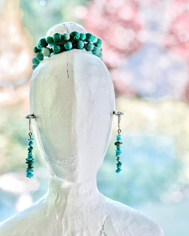 Turquoise Vintage Revisited
