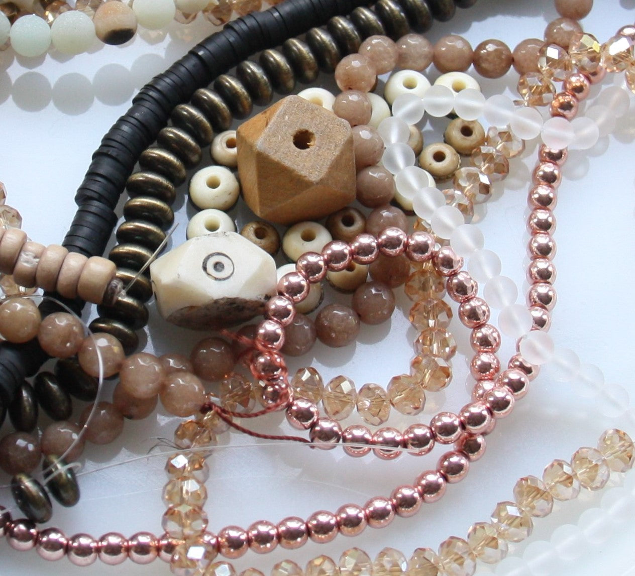 Beads for Jewelry Making Vintage Revisted