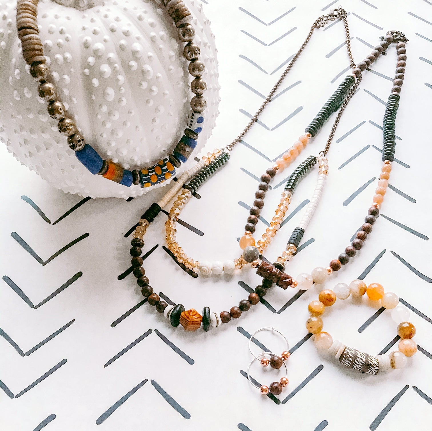 The Demani Boho Collection - Vintage Revisited Shop