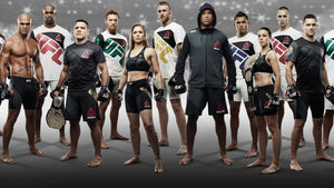 Fighter Sponsorship; Ripples from Reebok