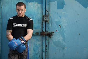 Mike Wilkinson MMA: How injury strikes