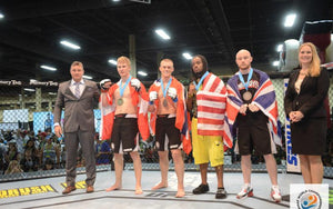 IMMAF - Amateur MMA Rules Review