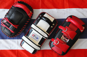 Muay Thai Kick Pads Compared