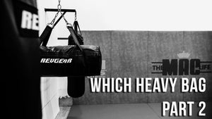 Heavy Punch Bags - The Traditional hanging Bag (Which Heavy Bag Part 2)