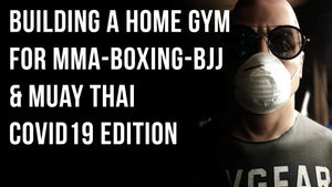 Building a Home Fight Sports Gym for Boxing, Muay Thai, BJJ & MMA
