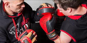 5 Tips For Using Focus Mitts Correctly In Boxing, Muay Thai and MMA