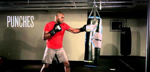 Four great heavy bag workouts for boxing and MMA