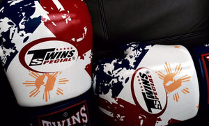 Twins Muay Thai Boxing Gloves Review