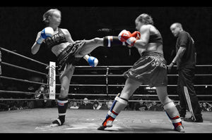 Female Thai Boxer of the Month: Amy Pirnie