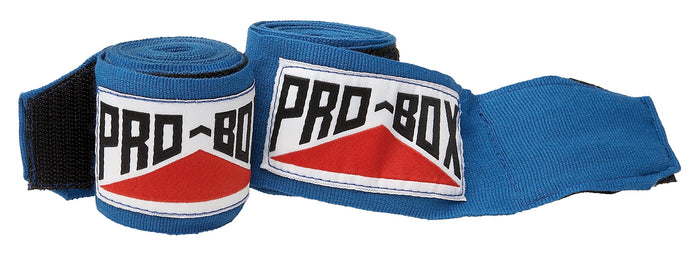 Pro Box Blue AIBA Spec Hand Wraps Junior