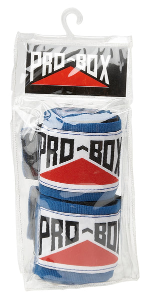 Pro Box Blue AIBA Spec Hand Wraps Junior 2